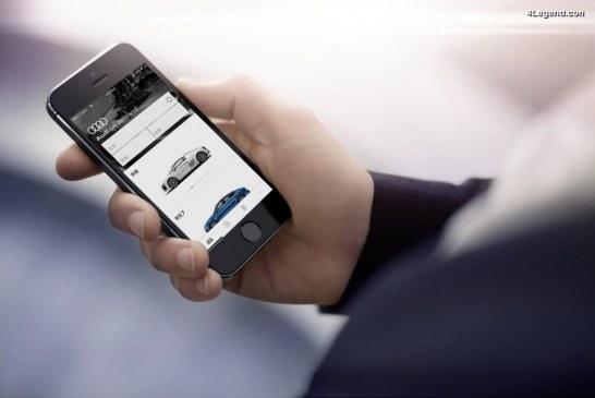 Audi lance le service de mobilité premium Audi on demand + à Pékin