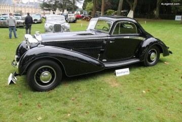 Chantilly 2017 – Horch 853 Coupé Manuela Replica de 1937
