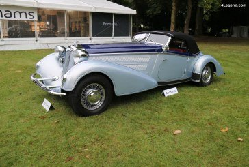 Chantilly 2017 – Horch 853 Spezialroadster Replica de 1936