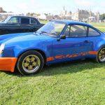 Chantilly 2017 – Porsche 911 Carrera RS 3.0 de 1974 ex Herbert von Karajan