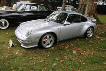 Chantilly 2017 – Porsche 911 Carrera RS type 993 de 1995
