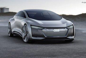 Concept car Audi AIcon – La voiture autonome du futur