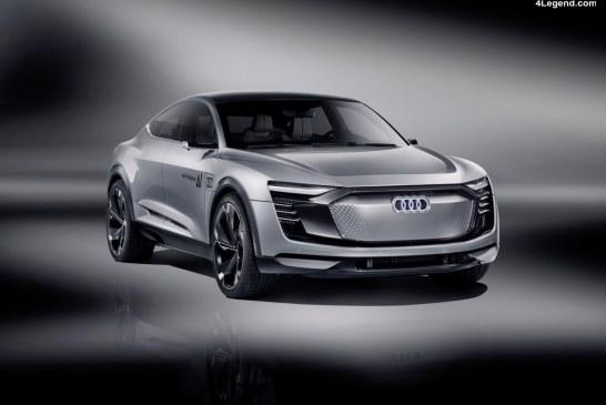 Concept car Audi Elaine – Une conduite automatisée de niveau 4