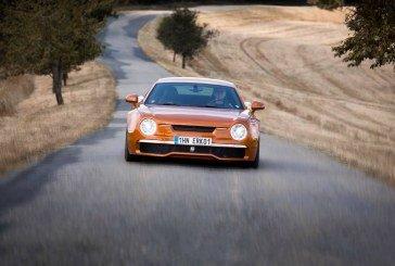 HN R200 Non-Fiction – Une voiture en hommage à la Škoda 130 RS sur la base d'une Audi R8