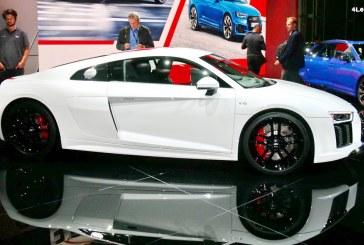 Retour de l'Audi R8 RWS sur la version restylée