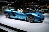 IAA 2017 – Lamborghini Aventador S Roadster