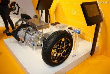 IAA 2017 – Continental dévoile un nouveau concept de roue avec frein intégré pour les véhicules électriques