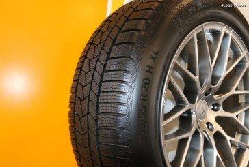 IAA 2017 – Nouveau pneu hiver sportif Continental WinterContact TS 860 S