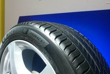 IAA 2017 – Nouveau pneu Michelin Primacy 4 : performance, sécurité et longévité