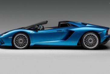 Nouvelle Lamborghini Aventador S Roadster – 740 ch cheveux au vent