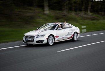 Législation concernant la conduite autonome dans le monde et notamment du pilote automatique Audi AI traffic jam