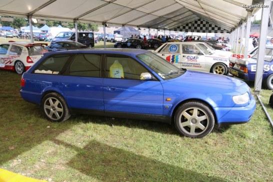 LGHA 2017 – Audi RS 4 Avant B7 et Audi S6 Plus Avant