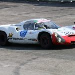 LGHA 2017 – Porsche 910-6 de 1967 de Bernd Becker