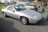 Porsche 928 GTS de 1991 ex Johnny Hallyday à Les grandes heures automobiles 2017
