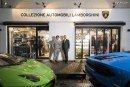 Lamborghini a ouvert sa première boutique officielle à Ginza au Japon