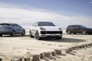 La technique du nouveau Porsche Cayenne 2017 pour plus de sportivité, de confort et de polyvalence