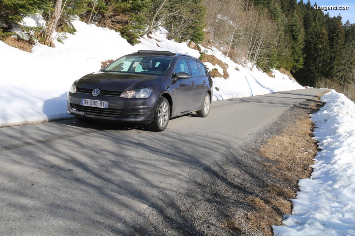 Essai longue durée - Pneu hiver Michelin Alpin 5