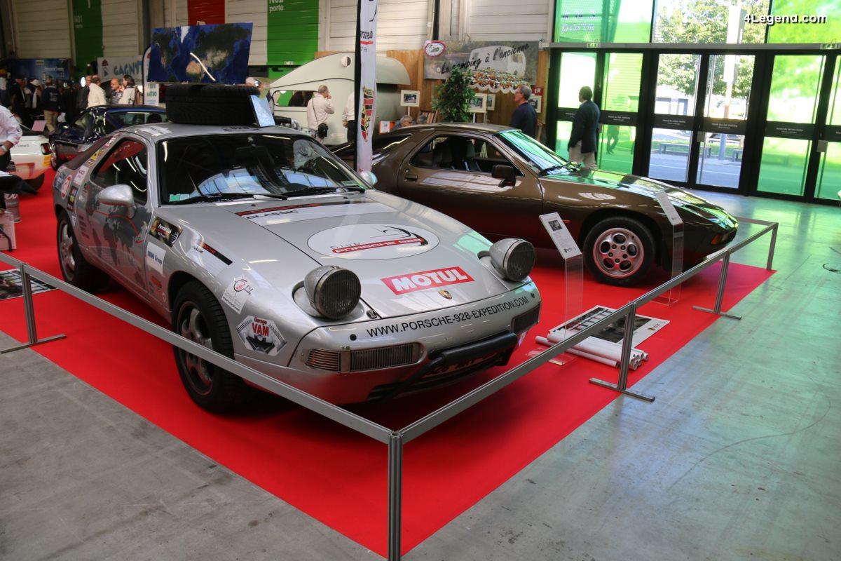 Automedon 2017 - Porsche 928 GT du tour du monde