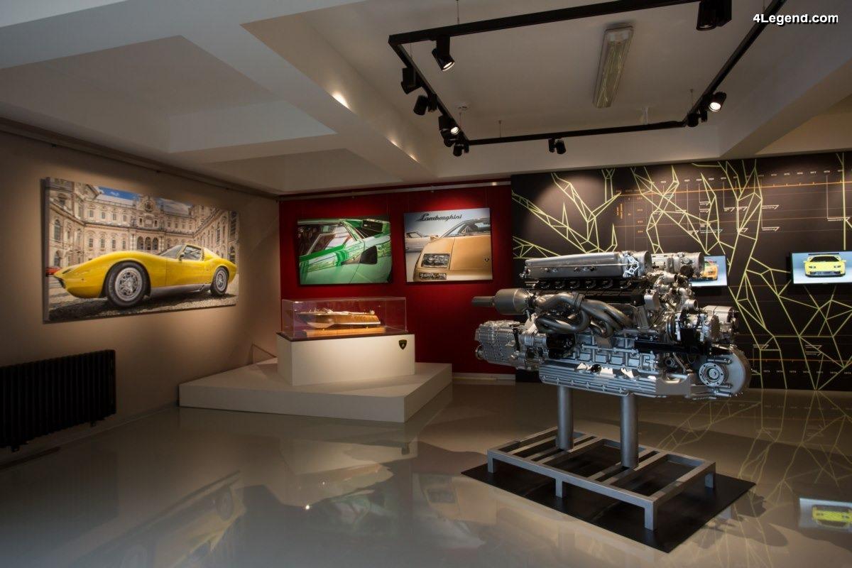 Lamborghini. Design Legend - Un exposition sur le Design de Lamborghini à St. Petersbourg