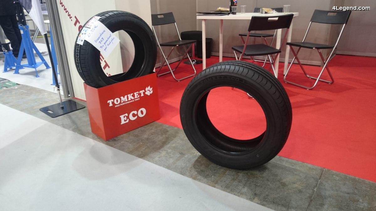 Tomket Tires - Un nouvelle marque de pneus venant de République Tchèque