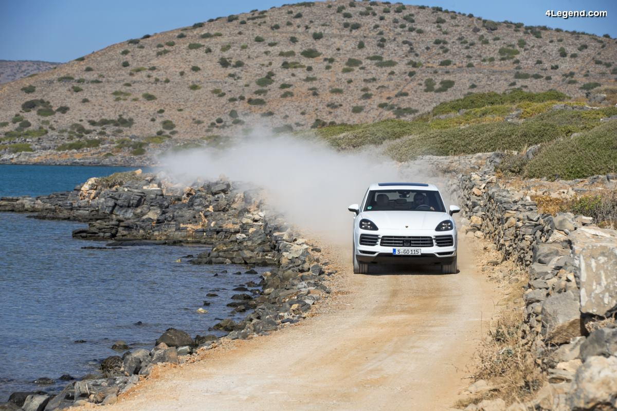 Porsche World Expedition 2018 - Un tour du monde en 80 jours avec le nouveau Porsche Cayenne