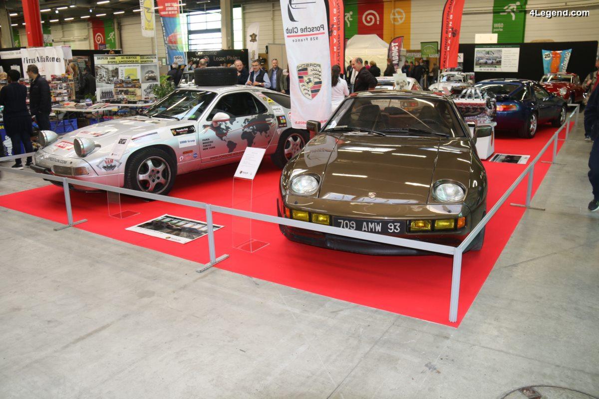 Automedon 2017 - Exposition sur les 40 ans de la Porsche 928