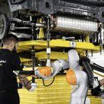 Doublement du site de production Lamborghini intégrant des technologies de pointe