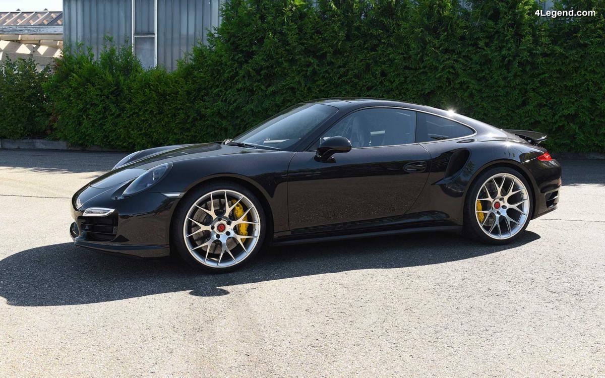 Gemballa GTR 8XX Evo-R BiTurbo - Un nouveau kit moteur de 828 ch pour les Porsche 911 Turbo et Turbo S