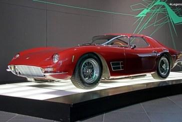 Lamborghini 400 GT Monza Neri & Bonacini de 1966 – Une pièce unique au passé obscur