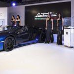 Lamborghini Aventador S Roadster 50th Anniversary Japan dévoilée lors du Lamborghini Day 2017 à Tokyo