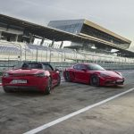 Nouveaux modèles Porsche 718 GTS – Des sportives au design unique