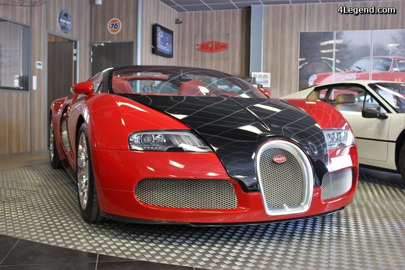 jean lain vintage bugatti veyron grand sport n 40. Black Bedroom Furniture Sets. Home Design Ideas