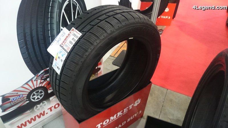 tomket tires un nouvelle marque de pneus venant de r publique tch que. Black Bedroom Furniture Sets. Home Design Ideas