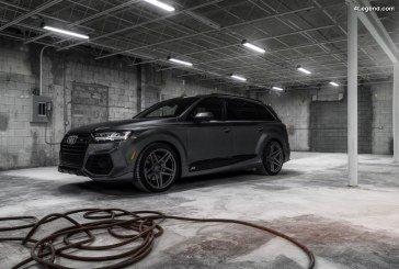 Audi Q7 ABT Vossen 1 of 10 – Une édition limitée de 10 exemplaires