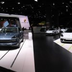 Augmentation de 4 % des livraisons Porsche à la fin du 3ème trimestre 2017