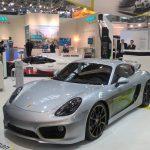 EVS 2017 – L'E-Performance de Porsche mis en avant à l'Electric Vehicle Symposium