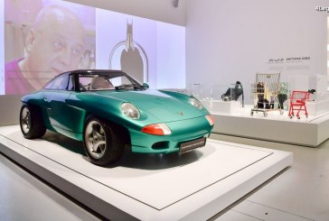 "Exposition ""Driven by German Design"" mettant en avant Porsche, Audi et VW au Qatar Museums Gallery Al Riwaq"