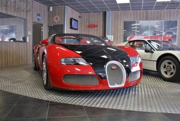 Jean Lain Vintage: Bugatti Veyron Grand Sport N°40