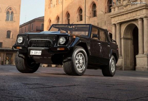 Lamborghini LM002 – Histoire et présentation du premier SUV de Lamborghini