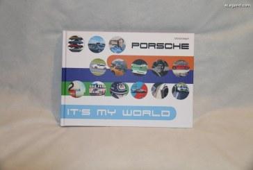 Livre Porsche – It's My World – Un excellent livre décalé et coloré sur le monde Porsche