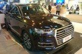 Marche pieds escamotable électriquement pour Audi Q7 / SQ7