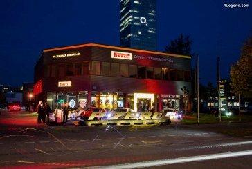 Pirelli ouvre un second P Zero World à Munich