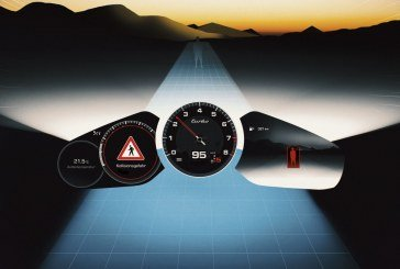 Porsche Night Vision Assist – La conduite de nuit améliorée grâce à l'imagerie thermique