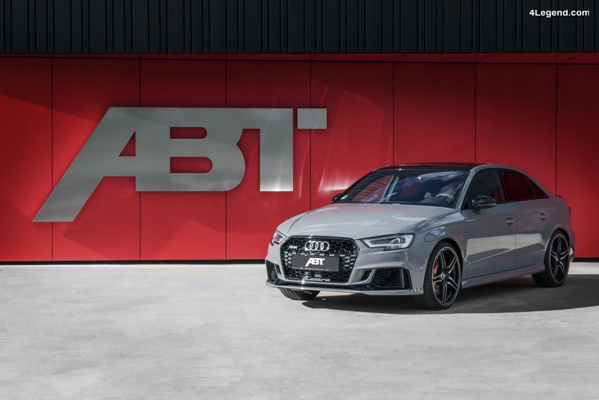 ABT RS 3 - 460 ch pour l'Audi RS 3