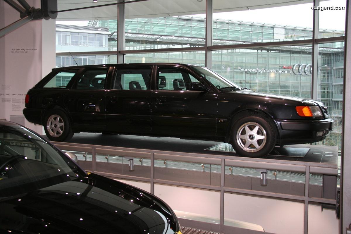 Audi 100 Avant lang de 1992 - Un break VIP à 9 places