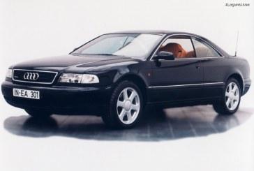 Audi A8 Coupé de 1997 – Un concept-car roulant réalisé par IVM Engineering
