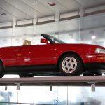 Audi Cabriolet Studie de 1989 – Le concept car annonçant l'Audi 80 Cabriolet