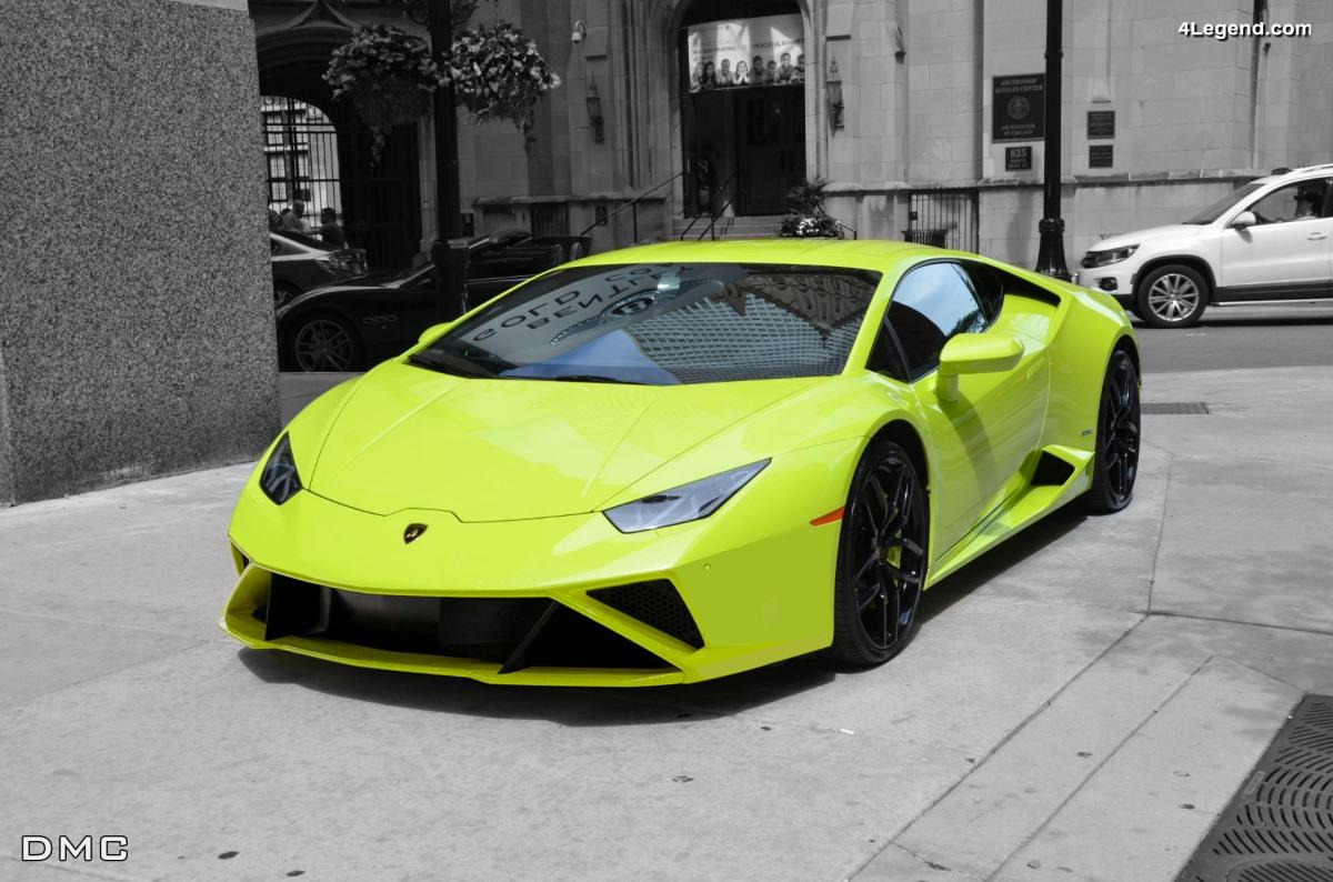 DMC Huracan NXT - Une Lamborghini Huracan inspirée de la Gallardo