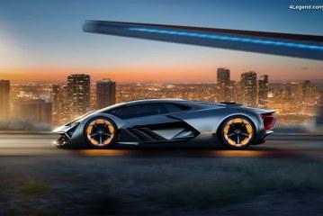 Lamborghini Terzo Millennio – Une vision d'avenir et un rêve basé sur la collaboration avec le MIT