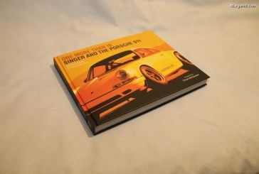 Livre « One More Than 10: Singer and the Porsche 911 » de Michael Harley & Rob Dickinson